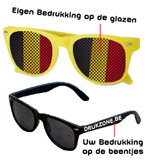 e2f952b38bc113 Bedrukte zonnebrillen laten bedrukken en bestellen - Goedkope ...