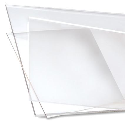 Soorten plexiglas